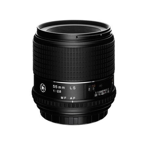 PhaseOne 55mm f2.8 LS AF Schneider Kreuznach - Rental Only
