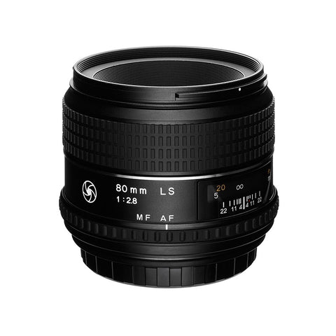 PhaseOne 80mm f2.8 LS AF Schneider Kreuznach - Rental Only