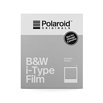 Polaroid Originals i-Type B&W