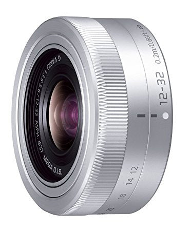 Panasonic G 12-32mm f3.5-5-6 ASPH OIS