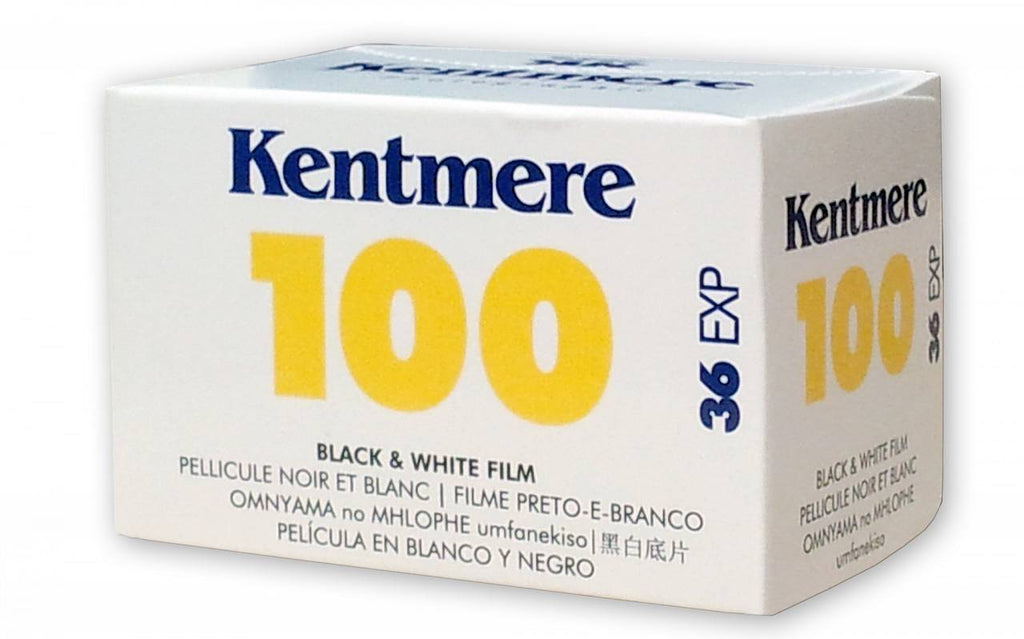 Ilford Kentmere 100