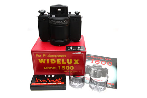 WIDELUX Model 1500 in mint condition