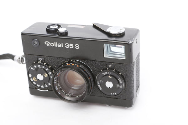 Rollei 35 S Black - cl'a March 2021