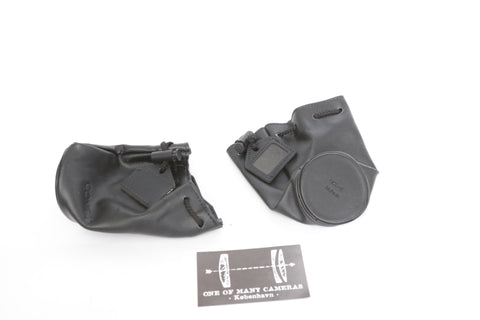 Contax GCL-2 Soft Lens Case for 45mm/90mm G Lenses - NEW