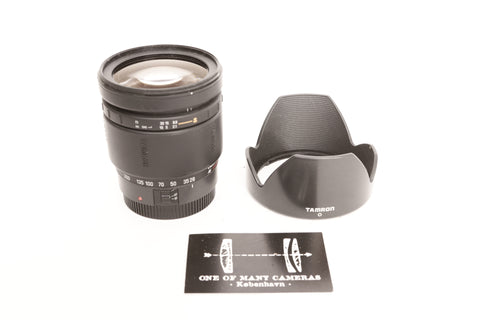 Tamron 28-200mm f3.8-5.6 AF Aspherical LD (IF) - For Canon EF
