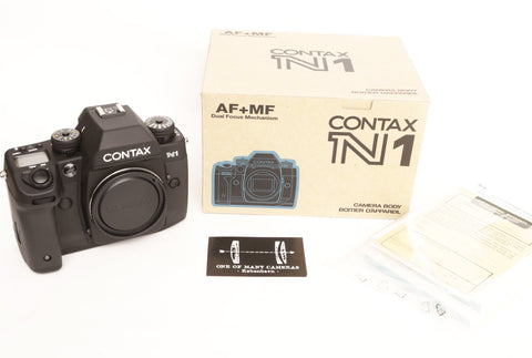 Contax N1 - NEW IN BOX