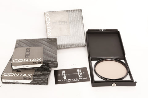 Contax Ø82 Filter A2 81B - NEW IN BOX