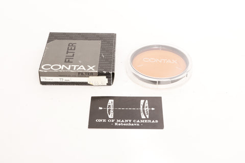 Contax Ø72 Filter Type 056 (02) - LIKE NEW IN BOX