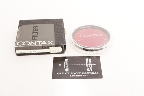 Contax Ø72 Filter Type R60 (R1) - NEW IN BOX