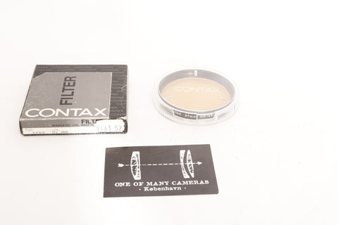 Contax Ø67 Filter Type A 10 (85) - NEW IN BOX