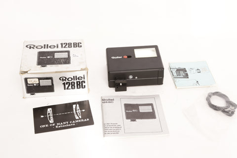 Rollei 128 BC Flash in box