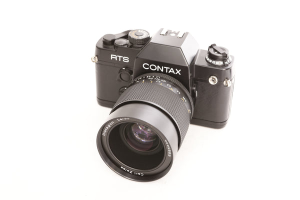 Contax 35mm f1.4 Zeiss Distagon - CY mount