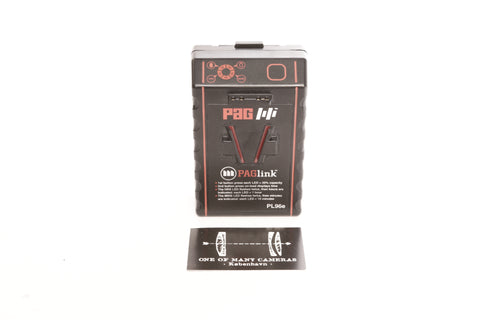 PAG 9303 PAGLINK PL96E V-LOCK BATTERY