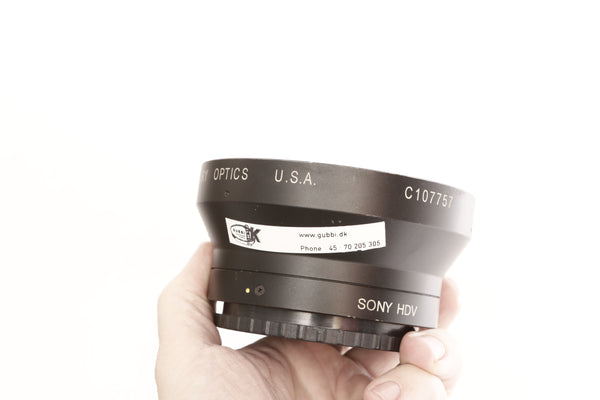 Century Optics Pro Series HD 0.7x Wide Angle Converter - Sony HDV