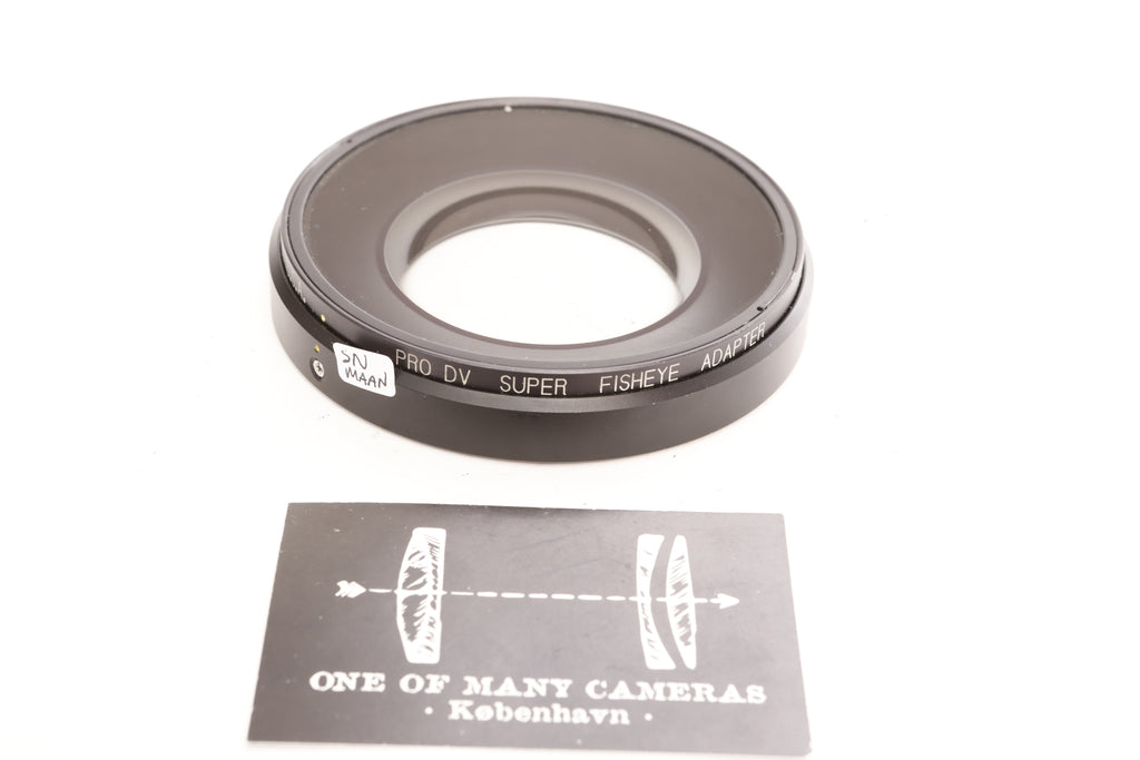 Century Precision Optics Pro DV Super Fisheye Adapter - Panasonic DVX100