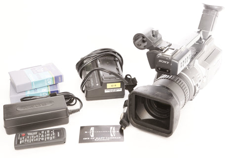 Sony DSR-PD150P DV CAM Camcorder