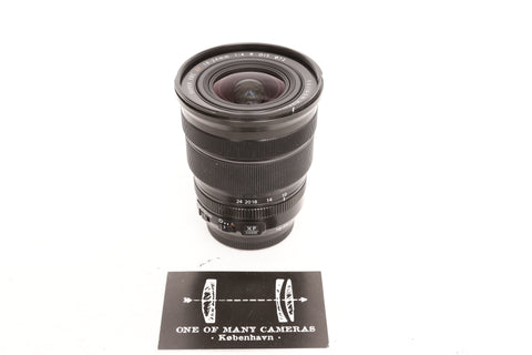 Fuji XF 10-24mm f4 R OIS Aspherical