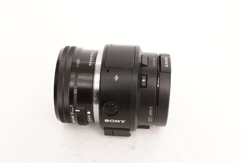 Sony ILCE-QX1L - LIKE NEW