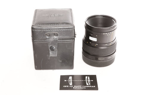 Bronica 100mm f3.5 Zenzanon-PG - for Bronica GS