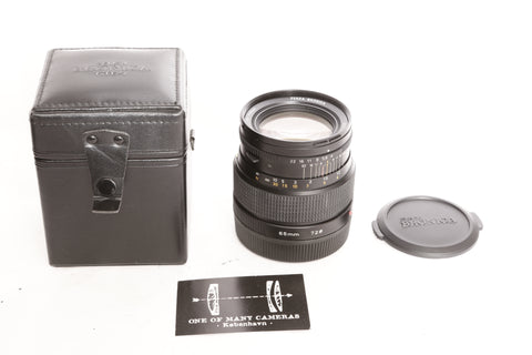 Bronica 65mm f4 Zenzanon-PG - for Bronica GS-1
