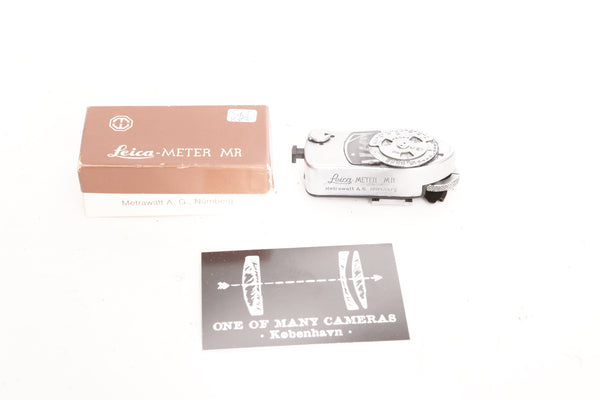 Leica-Meter MR with box