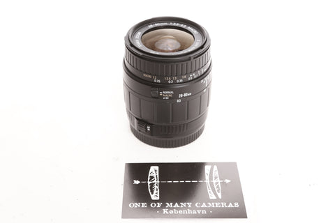 Sigma 28-80mm F3.5-5.6 Zoom Macro Aspherical for Canon EF