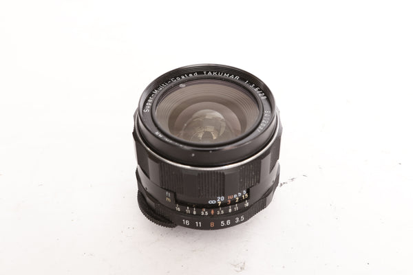 Pentax 28mm f3.5 Super-Multi-Coated Takumar