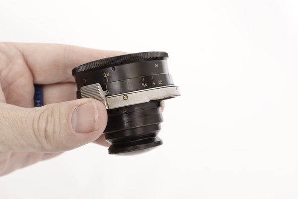 Jupter 12 35mm f2.8 - Contax mount