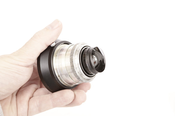Jupiter 12 35mm f2.8 Leica Screw Mount with hood