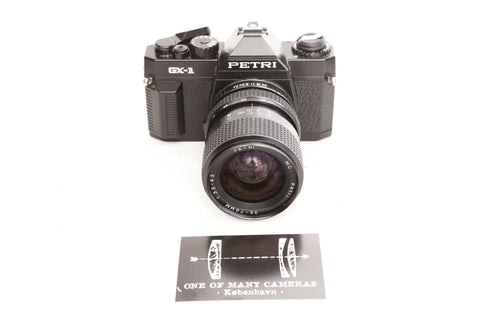 Petri GX-1 with 35-70mm