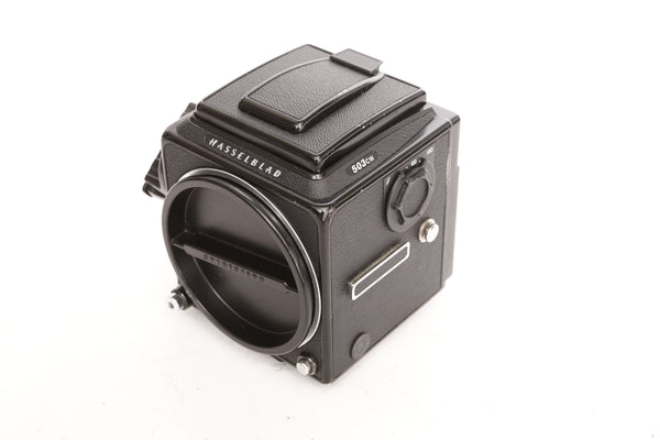 Hasselblad 503CW with Acute Matte screen - Cl'a October 2020