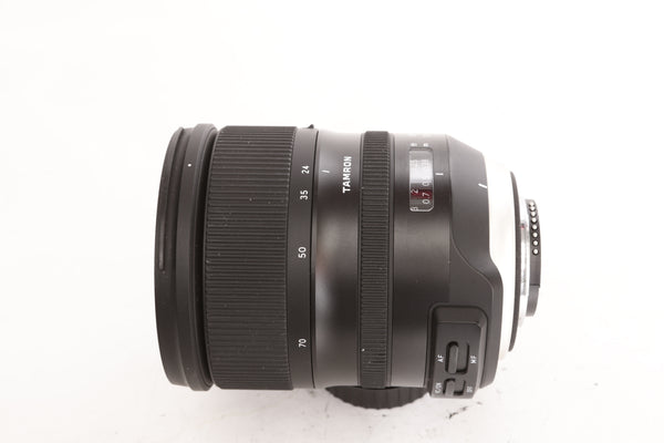 Tamron 24-70mm f2.8 Di VC USD G2 with hood HA032 - For Nikon
