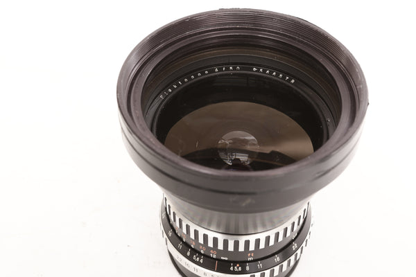 Zeiss 50mm f4 Flektogon - Pentacon Six
