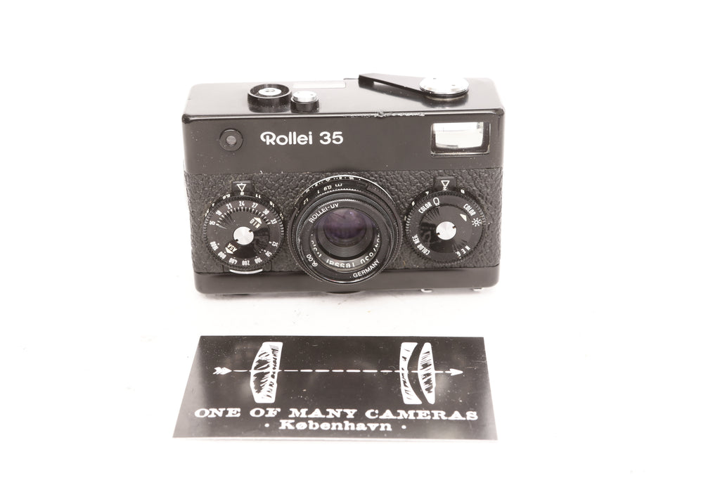 Rollei 35T - Made In Germany - cl'a December 2020