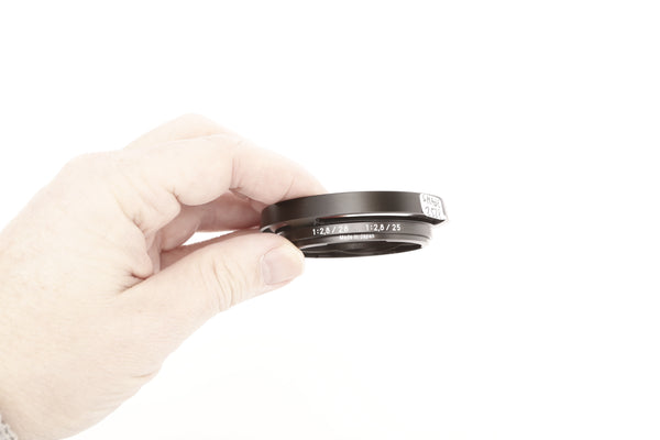 Zeiss Lens Shade 25/28 - for 25mm f2.8 28mm f2.8