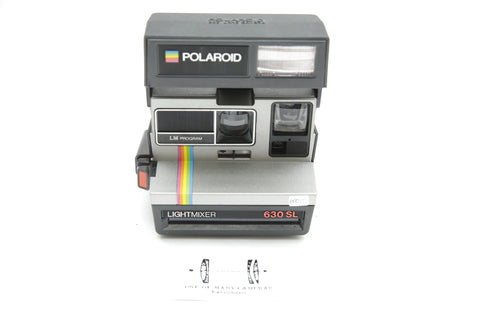 Polaroid Lightmixer 630SL