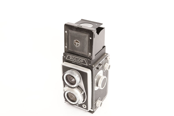 Rollop TLR with 7.5cm f3.5 Ennagon C - Cl'a October 2018