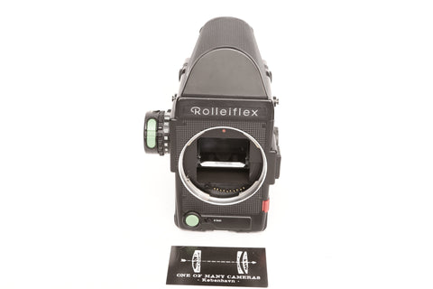 Rolleiflex 6008 Integral with Magazin 6000