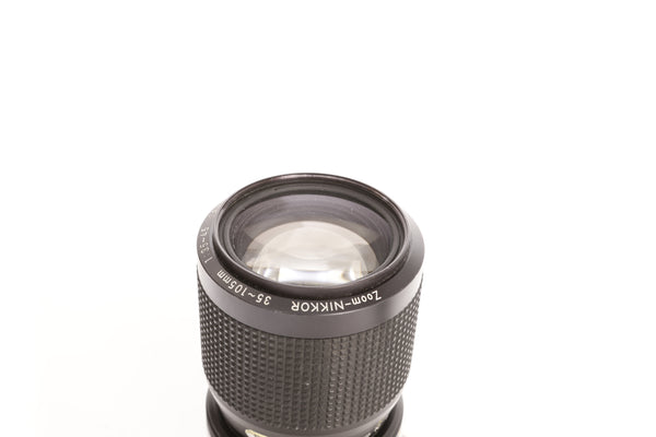 Nikon 35-105mm f3.5-4.5 Zoom-Nikkor