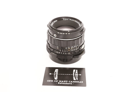 Pentax 67 90mm f2.8 LS Super-Multicoated-Takumar LEAF SHUTTER