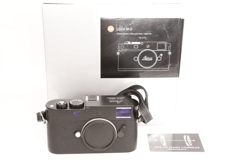Leica M-D - like new