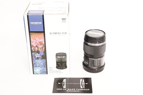 Olympus 60mm f2.8 Macro M.Zuiko Digital ED - NEW IN BOX