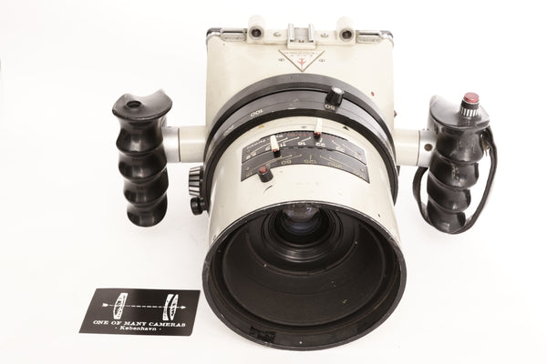LINHOF AERO TECHNIKA 4x5 with SCHNEIDER 150MM F5.6 SYMMAR-S