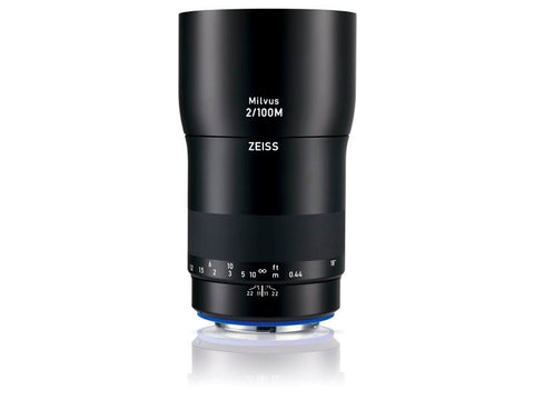 Zeiss Milvus 100mm f2 Macro ZE for Canon