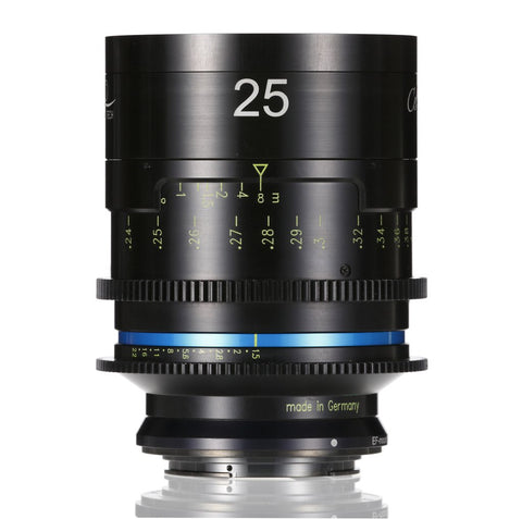 Celere HS 25mm T1.5 EF mount - Rental Only