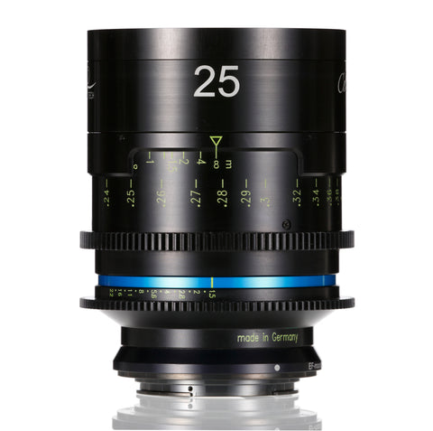 Celere HS 25mm T1.5 EF mount