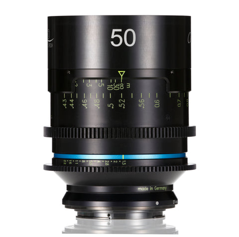 Celere HS 50mm T1.5 EF mount