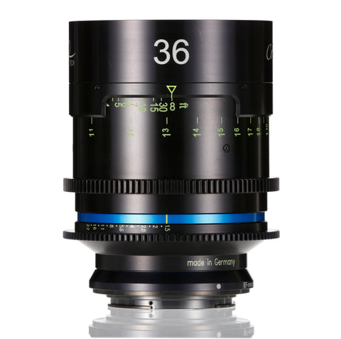 Celere HS 36mm T1.5 EF mount