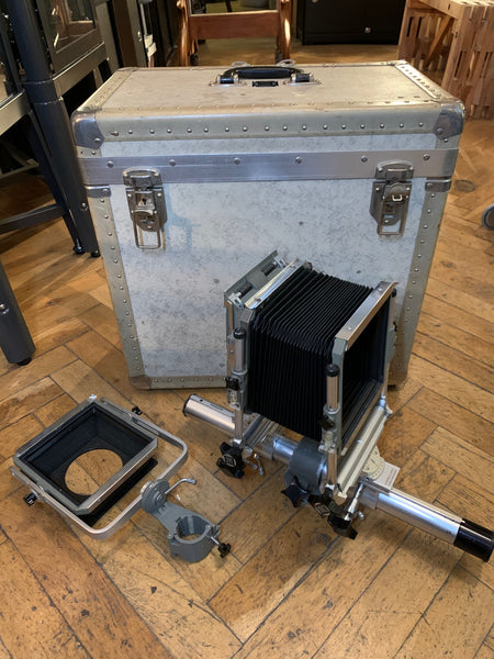 "Sinar Norma 4x5"" with Case"