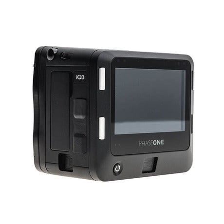PhaseOne IQ3 100MP Digital Back - Rental Only